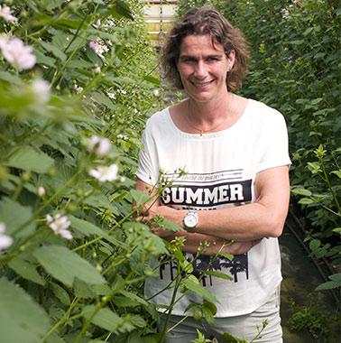Esther van den Wijngaart - Fruitteelt- Fidus Advies